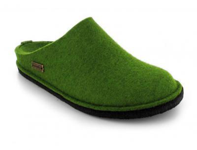 HAFLINGER Flair Soft, grasgrün     Gr. 36 48 c31b02